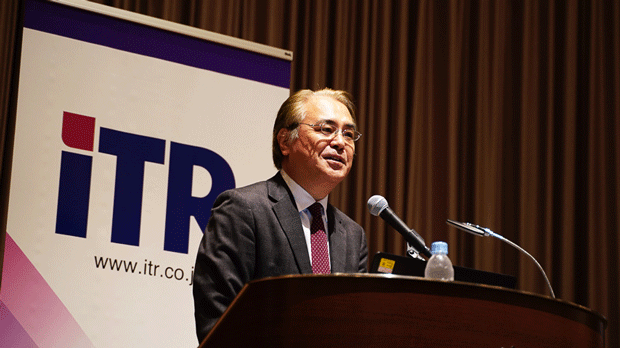ITR 代表取締役/プリンシパル・アナリスト 内山悟志