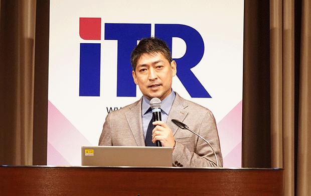 ITR 取締役/シニア・アナリスト 館野真人